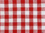 Red check 10x10mm.