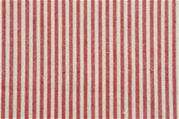 Red 2,5 mm. small stripe