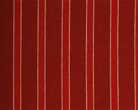 Wine/Red yarn dye stripe